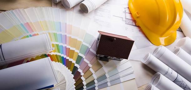 Peinture pour murs intérieurs et extérieurs